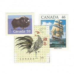 Poste-lettres international - 2,50$